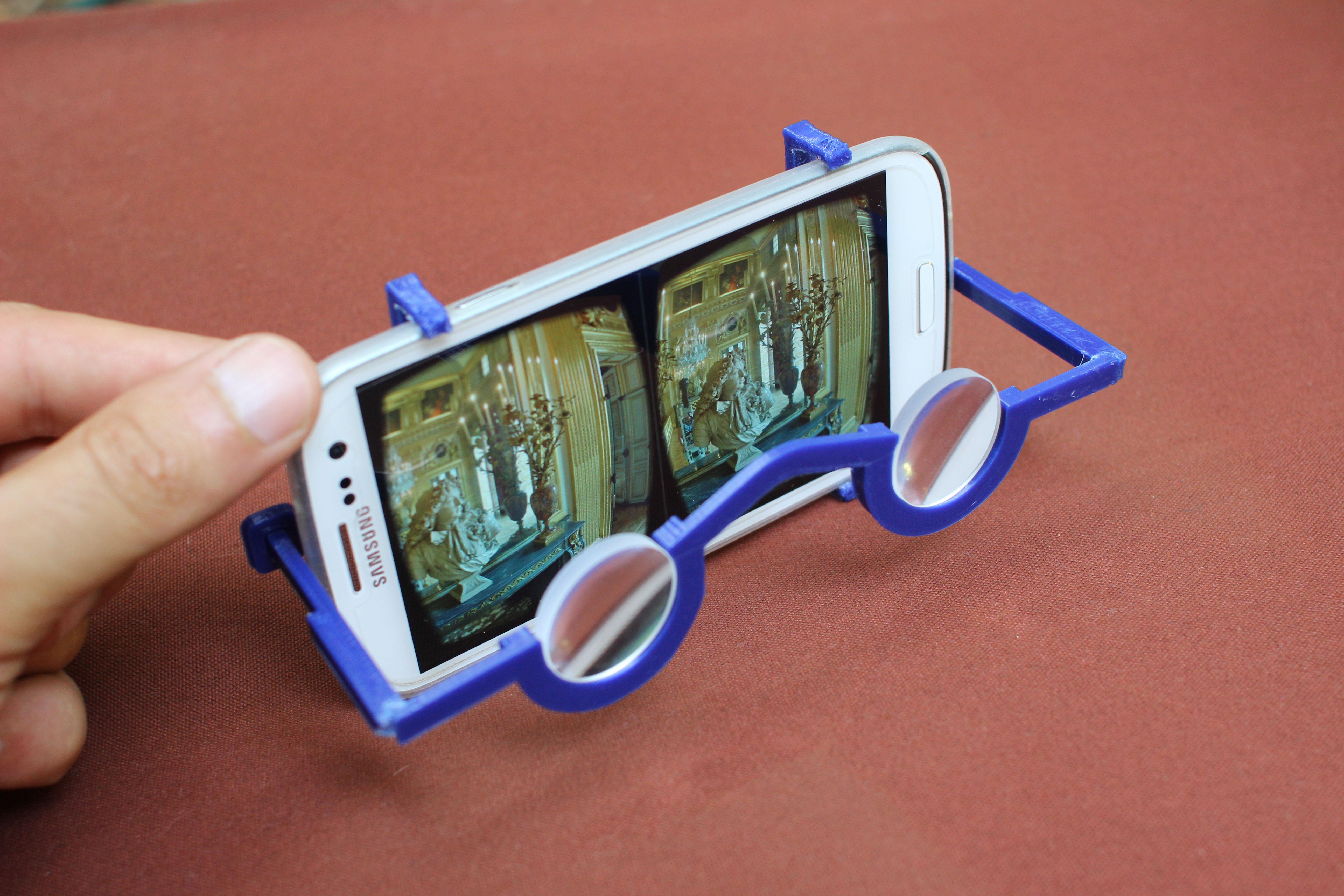 3DPrintedGoogleCardboard-3